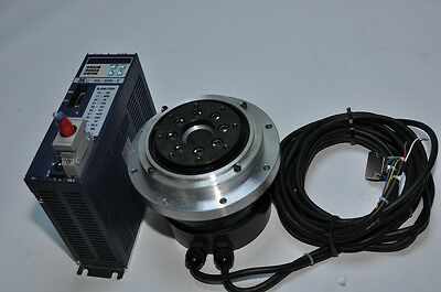 Harmonic Drive Systems Ha-600-2 + Servo Actuator Fh2000 Tested Working