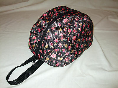 Horse Riding Hat Bag, Made to Order, Printed Waterproof Fabric