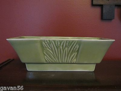 Vintage NASCO Green Planter-In EUC-No Chips, Cracks or Crazing