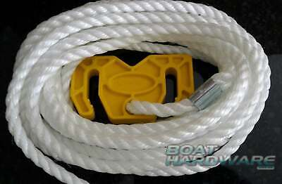 Easy Lay Boat anchor mooring tethering system Tie down Keep yr fishing position