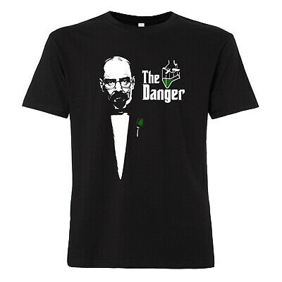 The Danger - T-Shirt Breaking Bad Heisenberg Walter White Pinkman Serie Kult