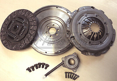 FOR SEAT LEON 2.0 TDi 170 BMN DUAL to SOLID MASS FLYWHEEL CLUTCH CONVERSION 05-