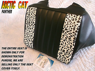 Arctic Cat Panther 1971-74 New back rest cover L@@K 292 303 305 340 399 440 651