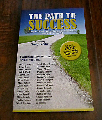 The Path To Success – Sandy Forster – Soft Cover Book - New