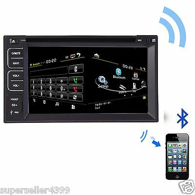 2013 New Touchscreen Indash 2Din DVD/CD Car Stereo USB/SD Player Bluetooth Call