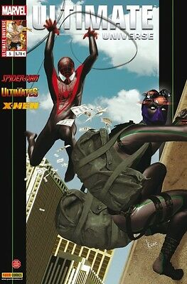 ULTIMATE UNIVERSE  N°5 Panini comics Marvel