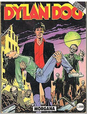 Dylan Dog - N.25 - Morgana - Seconda Ristampa 1993