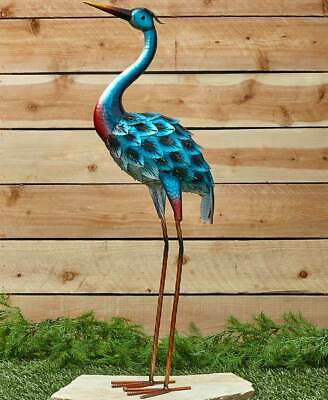 4ft COUNTRY ROOSTER WEATHER VANE PLANT TRELLIS WIND SPINNER Rustic Farm Chicken