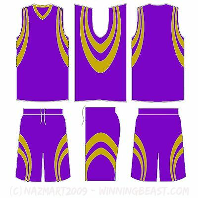 10 ADULT BASKETBALL UNIFORM SETS jersey-shorts CUSTOM MADE TO ORDER style wb-535