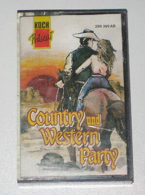 MC/COUNTRY UND WESTERN PARTY/BONANZA/Koch 299369