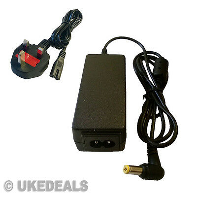 For ACER Aspire One D255 Series 19v 2.1a Laptop Charge Adapter + LEAD POWER CORD