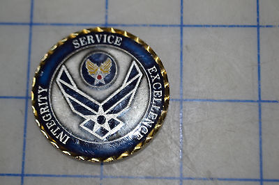 military challenge coin A & E excutive services directorate chief of staff USAF