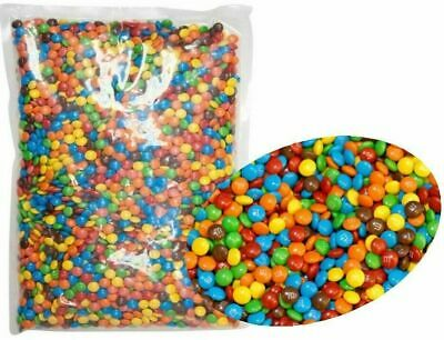 Bulk Lollies 1 kg x M & M Minis Party Favour Sweets Candy M&M Milk Chocolates