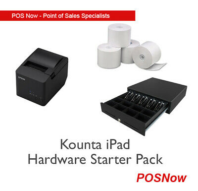 Kounta iPad Hardware Starter Pack