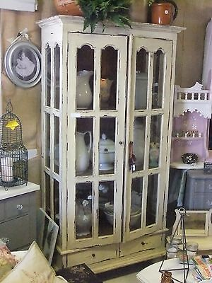 imported reproduction antique cabinet..lowered price, must sell