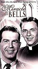 The Miracle Of The Bells~Fred MacMurray~Frank Sinatra~NEW VHS~1st Class Mail