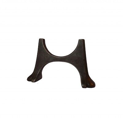 1 Cast Iron Radiator Foot Support 140Mm Boot Pull Foot Shoe Cleaner