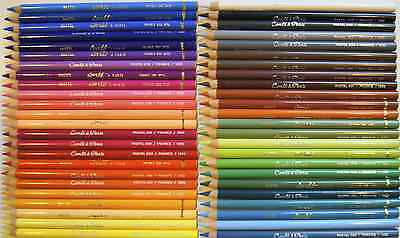 Conte Single Pastel Pencils Full Range - Buy 4 Just Pay for 3