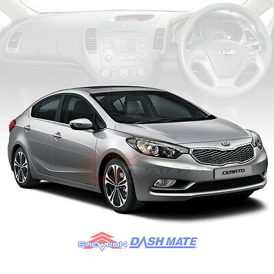 DASH MAT Kia Cerato YD JAN/2013-ON DM1309 Charcoal or black