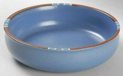 Dansk Coupe Soup Bowl 5 7/8  MESA SKY BLUE Made in Portugal Dinnerware NICE!