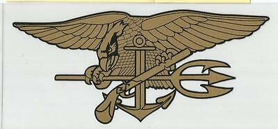 Navy Special Warfare - SEALs Trident - Outside Application