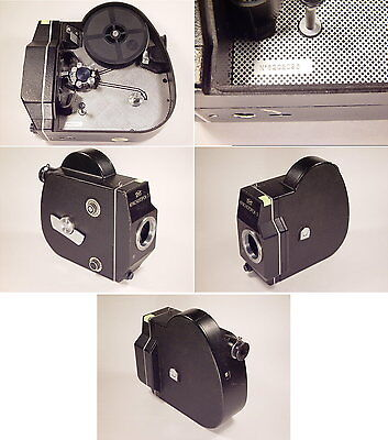 16 mm movie camera Krasnogorsk-3 body. s/n 8202085.
