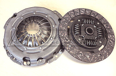 FOR VAUXHALL MOVANO 2.5 CDTi 2006- 2pc CLUTCH KIT + CSC HYRAULIC RELEASE BEARING