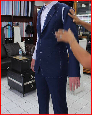 Create Your Customized Italian Wool Bespoke Tailor Made Suit