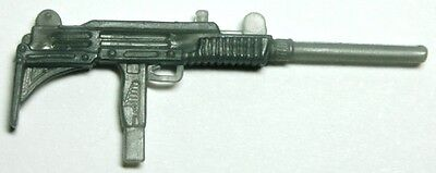 Lanard CORPS Military Vintage Accessory Weapon Laser Rifle Gray Silver