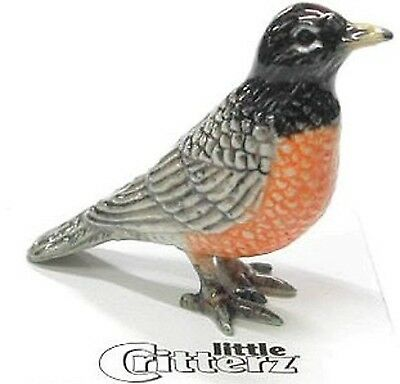 "LC556 - Little  Critterz  - Robin named ""Cheerup"" (Buy any 5 get 6th free!)"