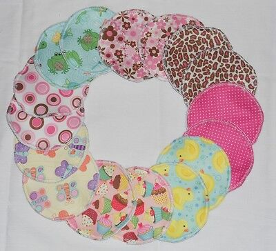 Reusable Nursing Pads Leak proof / washable