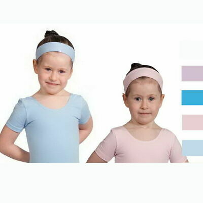 Cotton Ballet Headband Uniform Dance Rad Colours