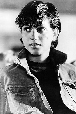 Ralph Macchio The Outsiders 24x36 Poster in denim jacket