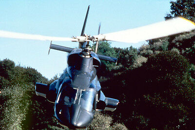Airwolf 24x36 Poster great image of helicopter tv cult