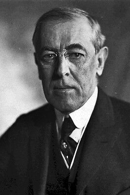 New 5x7 Photo: Woodrow Wilson, 28th President of the United States