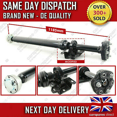 Vw Touareg 2.5 5.0 Rear Carden Propshaft With Damper+Centre Bearing 7L6521102B