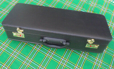 New Highland Bagpipe  Wooden Hard Case