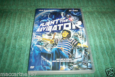DVD FLIGHT OF THE NAVIGATOR avec sarah jessica parker