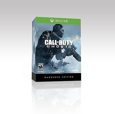 New! Call of Duty: Ghosts [Hardened Edition] (Xbox One, 2013) - Ships Worldwide!