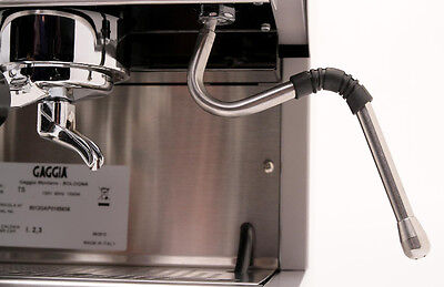 Steam Wand Stainless Steel suit Gaggia TS Commercial Coffee Maker Machine GD XD
