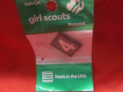 Junior Or Cadette Girl Scouts Number 4