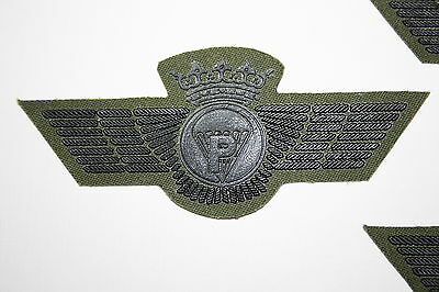 SPAIN SPANISH FOREIGN LEGION AIRBORNE PARACHUTE SPECIAL FORCES PATCH WING #47