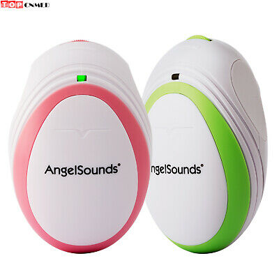 Anglesound fetal doppler earphone+USB cale+Green+Pink Pregnant Factory Direct!!!