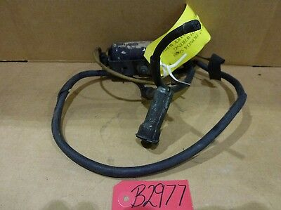 1970-72 Honda N or Z600 Coil With Wiring and Secondary Wire