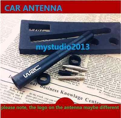 black carbon Short Stub Bee Sting Antenna Aerial Suit For Lexus IS200 IS300