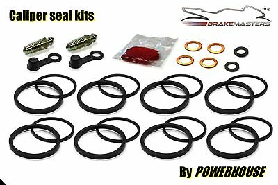 Kawasaki ZX-10R front brake caliper seal rebuild repair kit set 2011 2012 2013