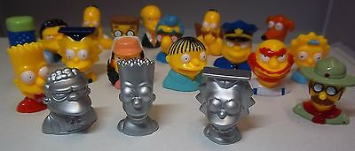 DRACCO - THE SIMPSONS - SAMMELFIGUREN  auch in SILBER !!!!!