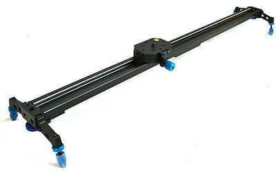 "StudioFX 40"" Pro DSLR Camera Slider Dolly Track Video Stabilizer"