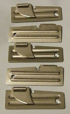 Military Original Issue P51 GI Can Opener USA made Shelby Co New pack of 5