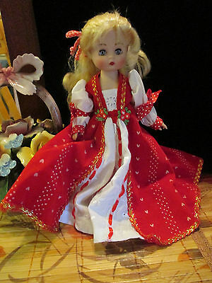 Effanbee Doll Vintage w/Original Clothing ! RARE! CUTE Storybook Collectible!